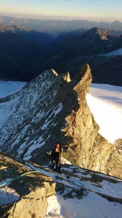 Zinalrothorn (4221 m.ü.M.)