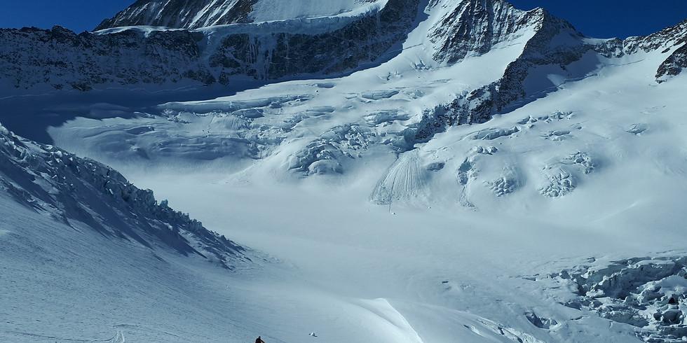 Ausbildungtage Skihochtouren Region Gauli