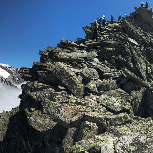 Berg-Synergie Sicherheit, Medizin und Training am Berg