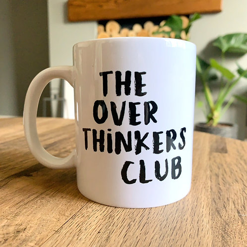 The Overthinkers Club