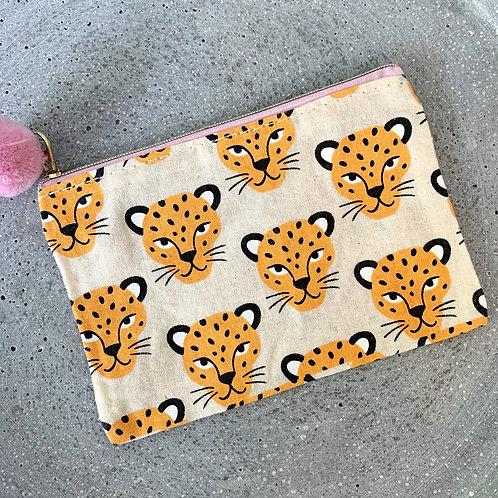 Cheetah Pouch