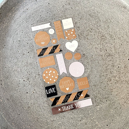 Occasion Stickers