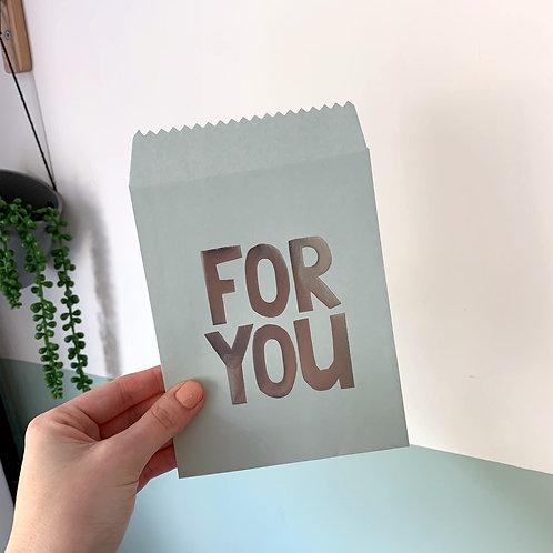 For You Gift Bag