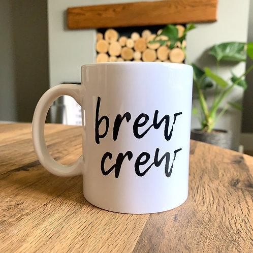 Brew Crew Mug