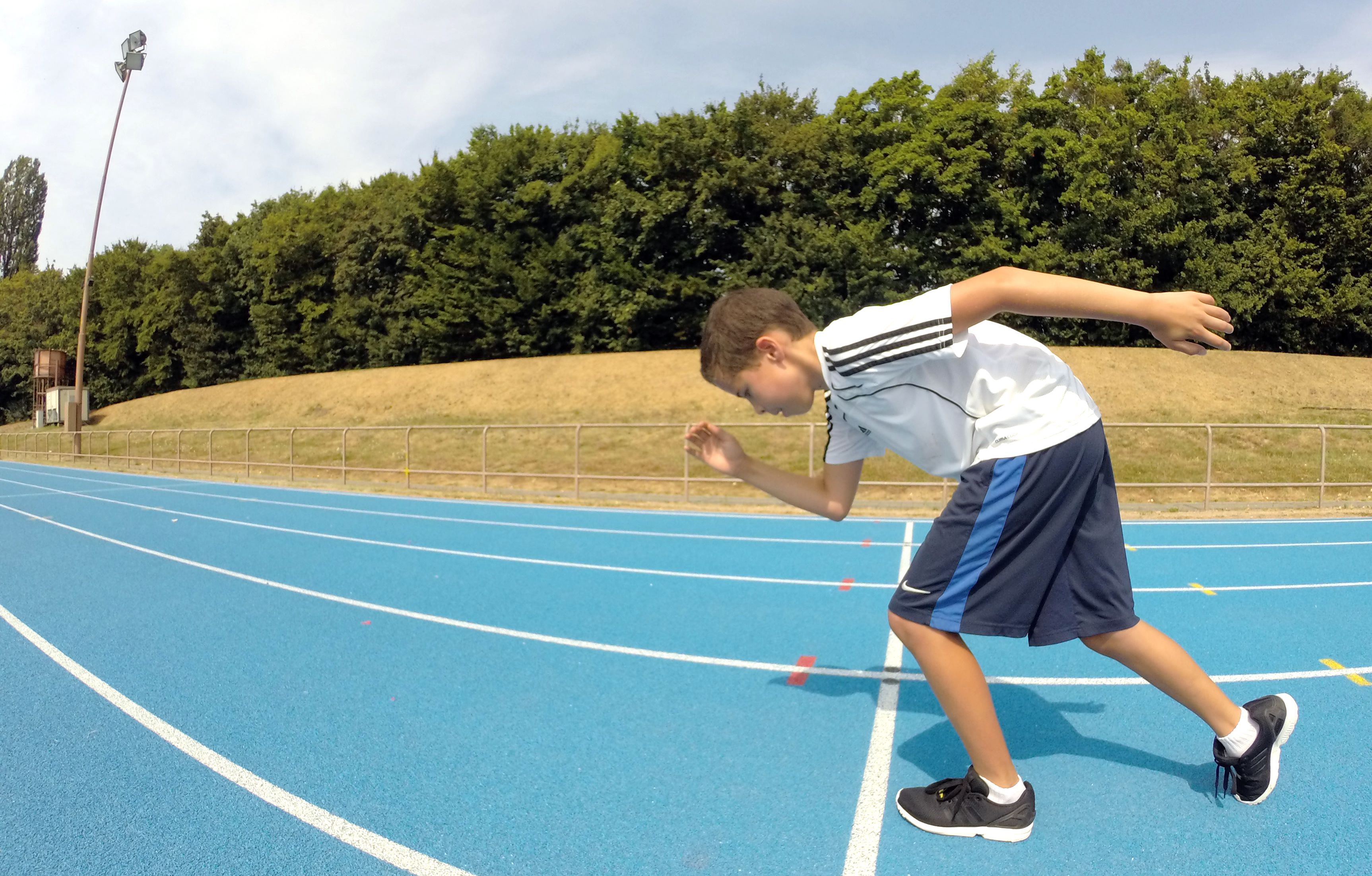 Athletic Summer Camp Lausanne