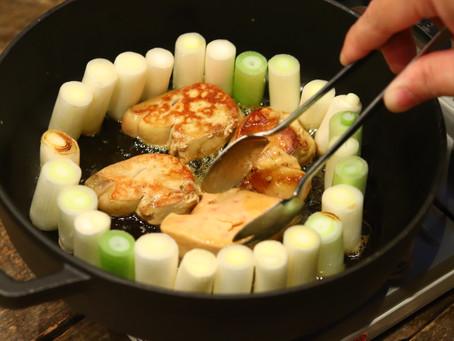 『練馬鳥長』名物フォアグラ鍋セットで作る美味しい鍋の作り方