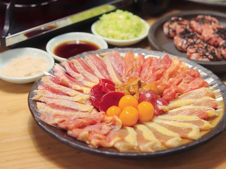 『練馬鳥長』の淡海地鶏 鶏焼肉セットの美味しい食べ方