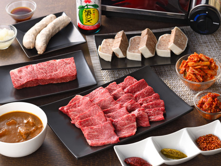 『肉山』新潟 特製焼肉セットの美味しい食べ方