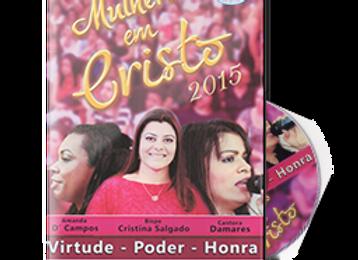 DVD - Mulheres em Cristo 2015