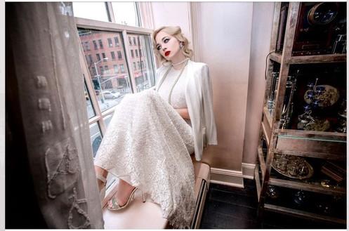 Model Carolin Vreeland