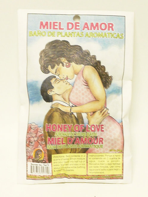 Miel de Amor - Honey of Love Herb Bath