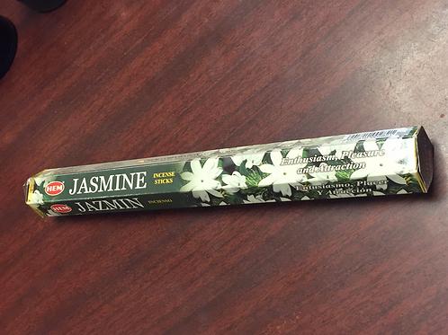 Jasmine incense sticks (20ct)