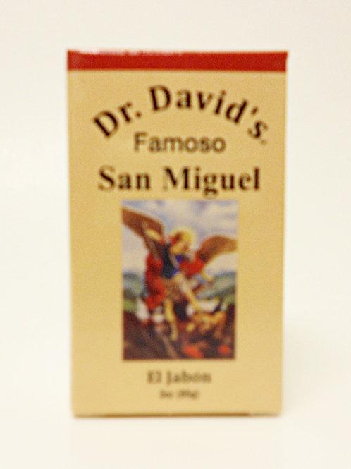 Dr. David's St. Michael / San Miguel Soap