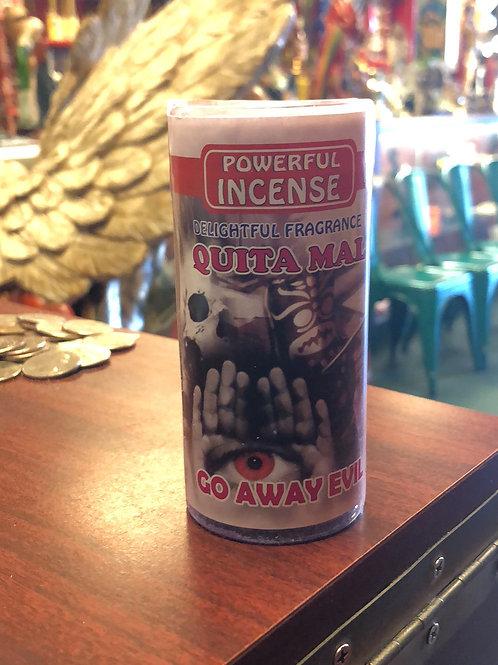 48g Quita Mal  Powder incense