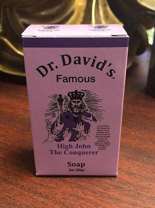 3oz High John the Conqueror Soap