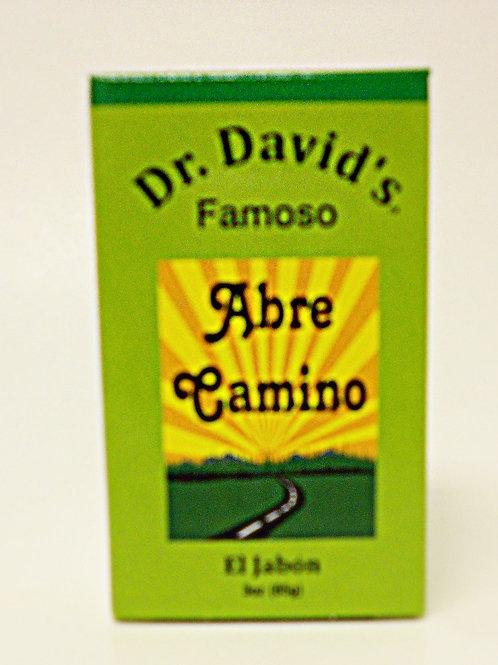 Dr. David's Open Road / Abre Camino Soap