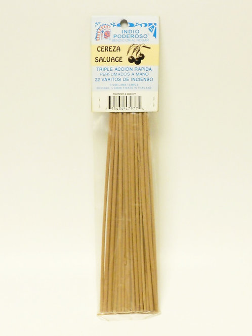 Wild Cherry - Cereza Salvaje Incense Sticks