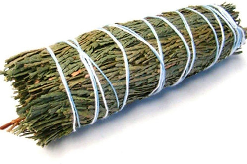 "Cedar Smudge Stick 4"""