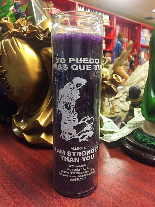 I Am Stronger than You / Yo Puedo Mas que Tu - 7 Day