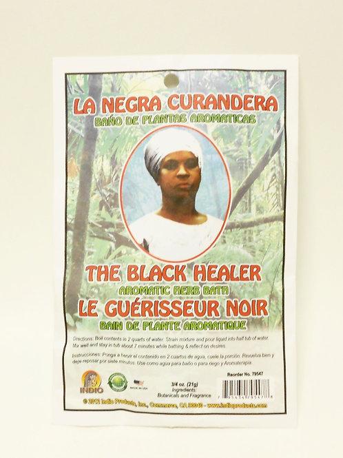 La Negra Curandera- The Black Healer Herb Bath
