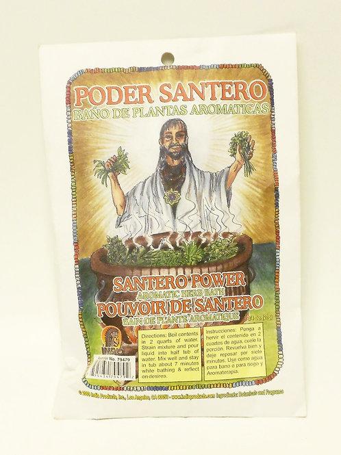 Poder Santero Herb Bath