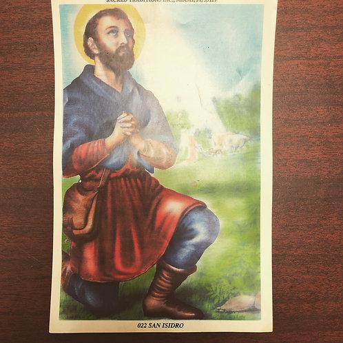 St. Isidro picture 6x4 kouzen Zaka