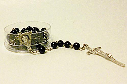 Rosary - Black