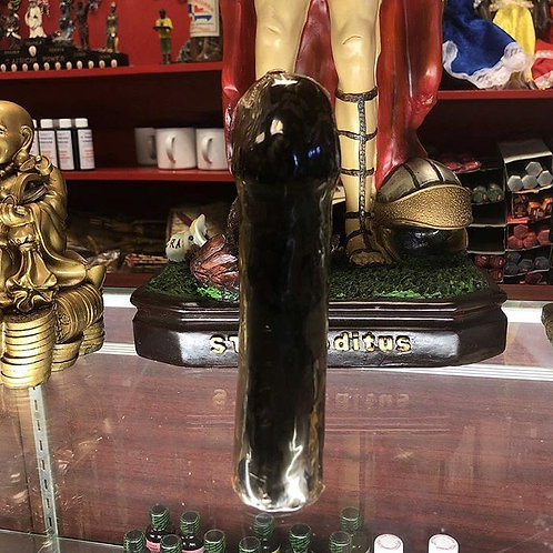 Black penis candle