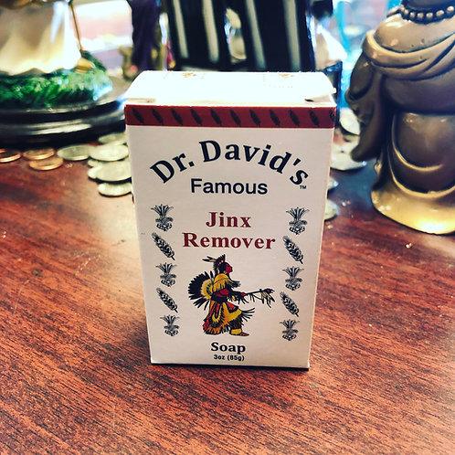 Jinx remover soap/quita mal jabon
