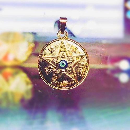 Tetragramaton Talisman