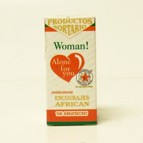 Jalea Africana - Woman! Alone for You Sexual Lubricant