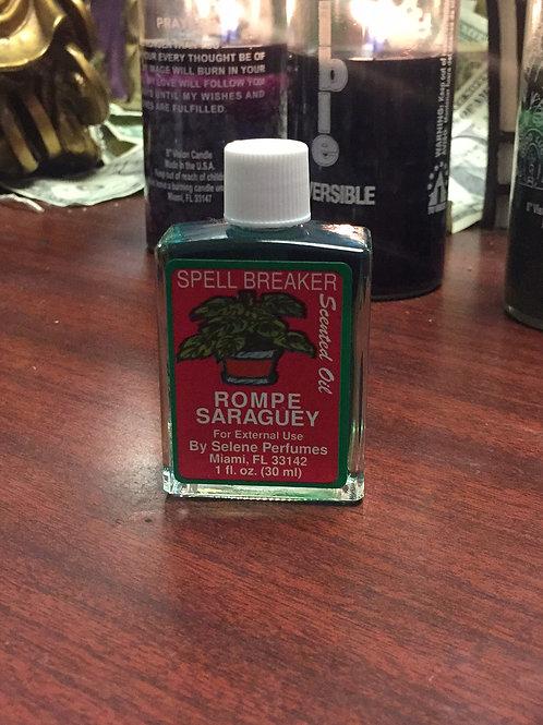 Spell breaker oil (Rompe Saraguey)