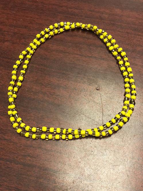 Orisha Oshun necklace/collares