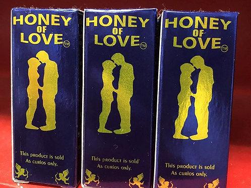 Honey of love extract Miel De Amor Pheremonas