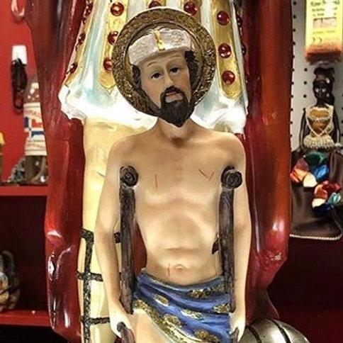 "12"" St. Lazarus statute"