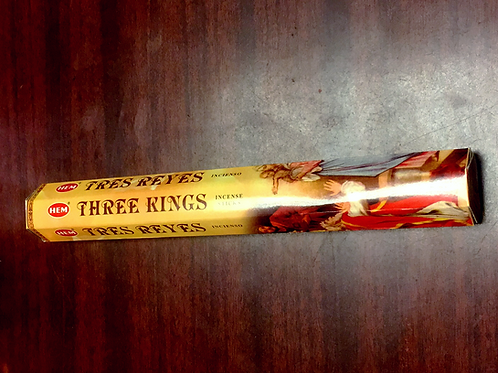 Three Kings incense sticks (20ct)