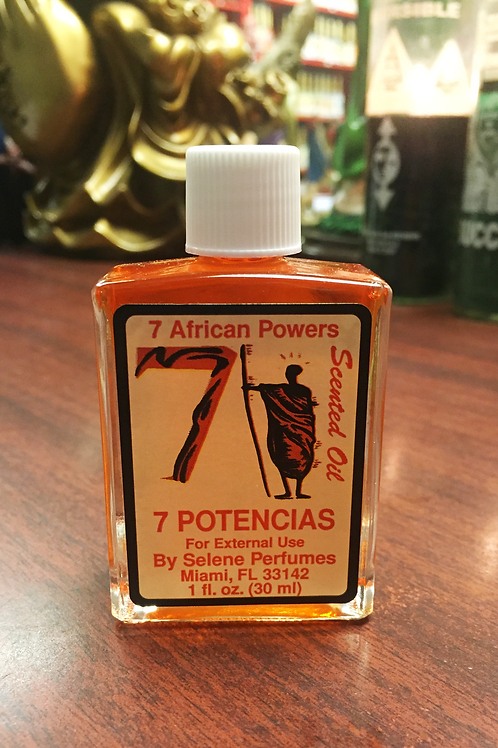 1oz 7 African Powers Oil