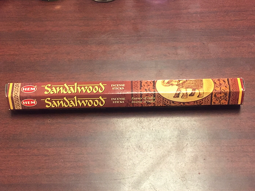 Sandlewood incense sticks sandlo(20ct)