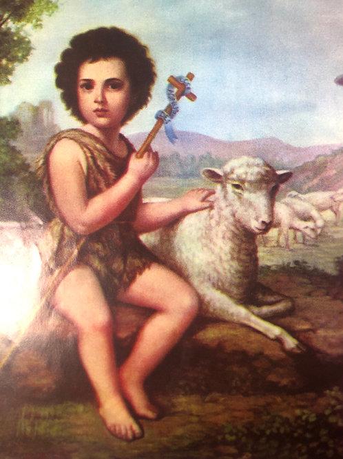 Ti Jean Baptist St. John The Baptist picture 8x10