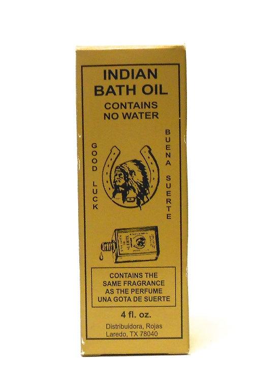 Indian Bath Oil