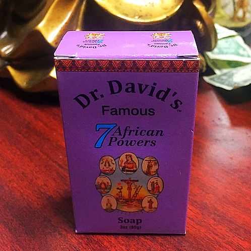 7 African Powers / 7 Potencias Soap