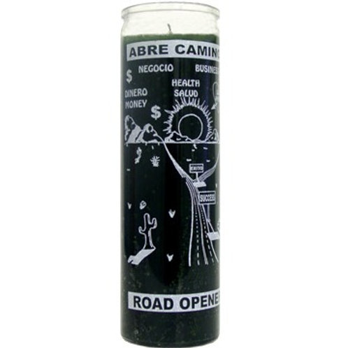 OPEN ROAD - 7 DAY GLASS CANDLE