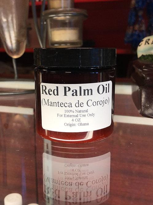 Red Palm Oil/Manteca de Corojo
