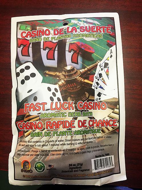 Fast Luck Casino - Casino de la Suerte Herb Bath