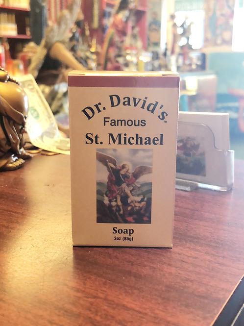 St Michael soap /San Miguel jabón