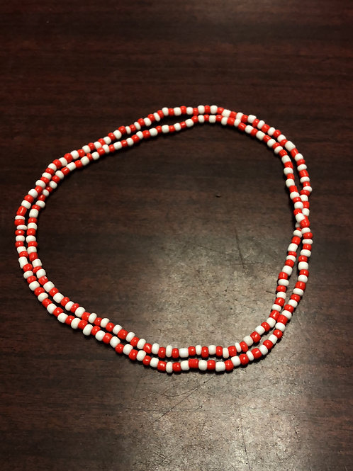 Orisha Chango necklace/collares
