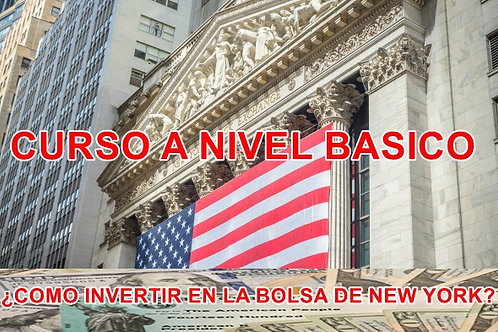 ¿COMO INVERTIR EN LA BOLSA DE NEW YORK?