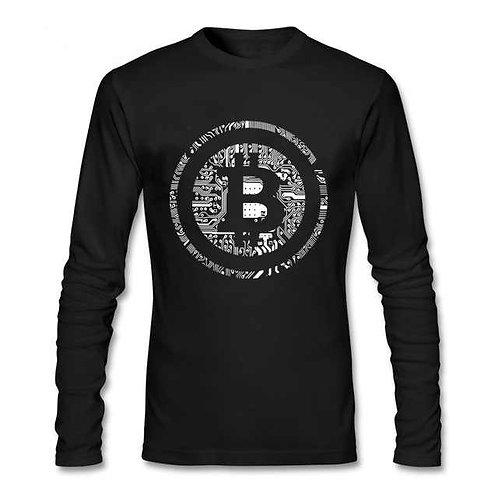 Camiseta bitcoin