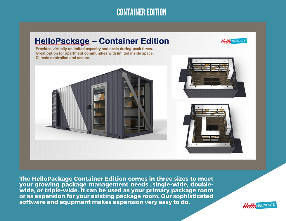 HelloPackage - Container Edition full sl