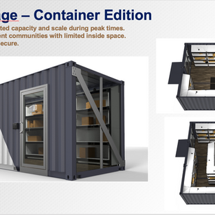 HelloPackage Container Edition.